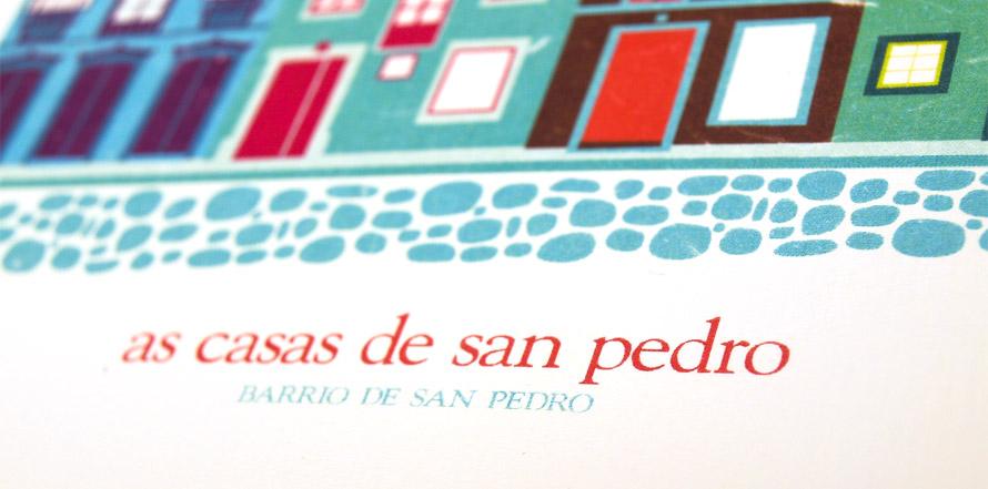 As casas de San Pedro