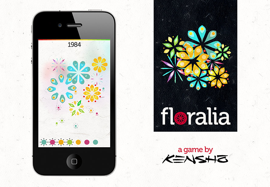 Floralia for iPhone