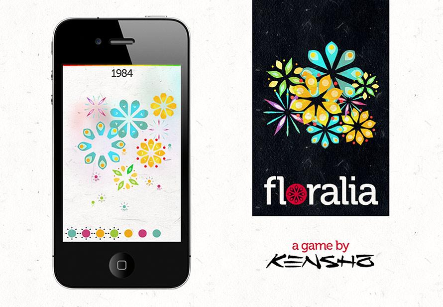 Floralia for iPhone