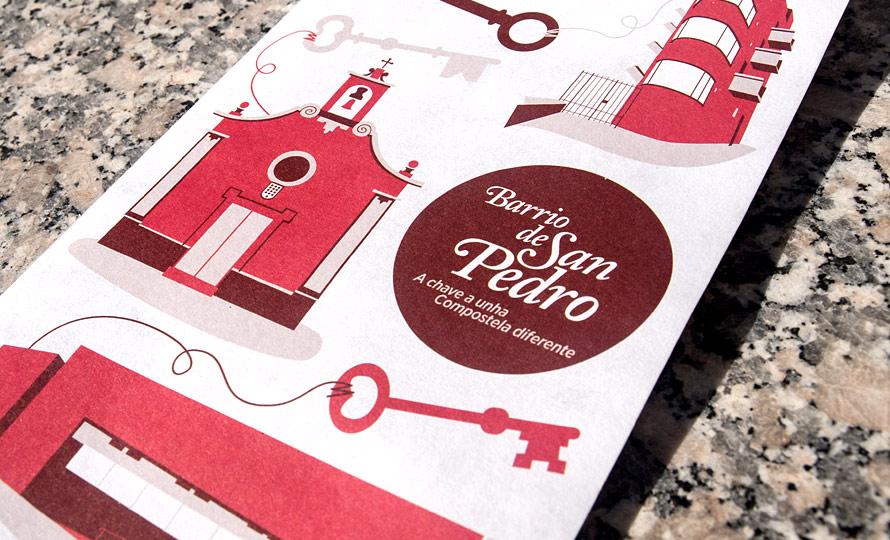 Barrio de San Pedro brochure