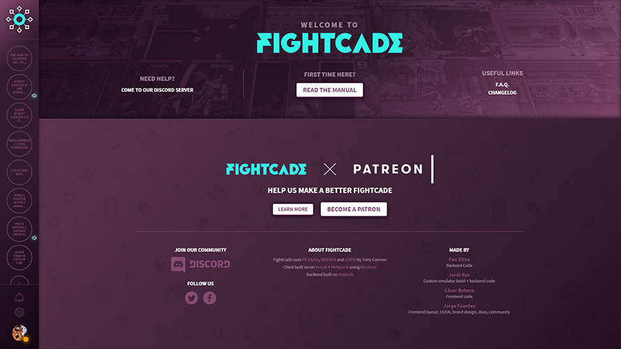 Fightcade
